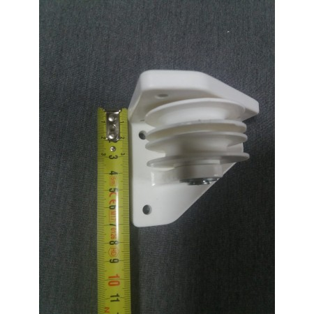 Polea doble nylon