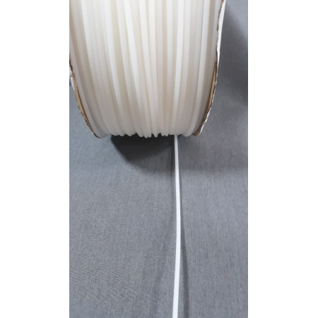 Macarron rigido varilla confeccion 5,5 mm ROLLO COMPLETO 400 M